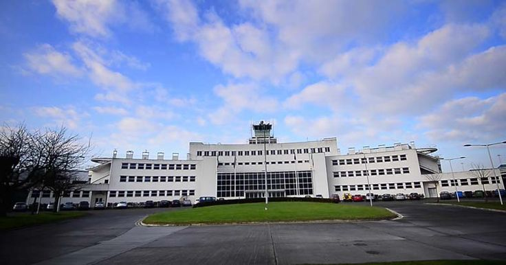 Irish Times video on the history of Dublin Airport's old terminal building.