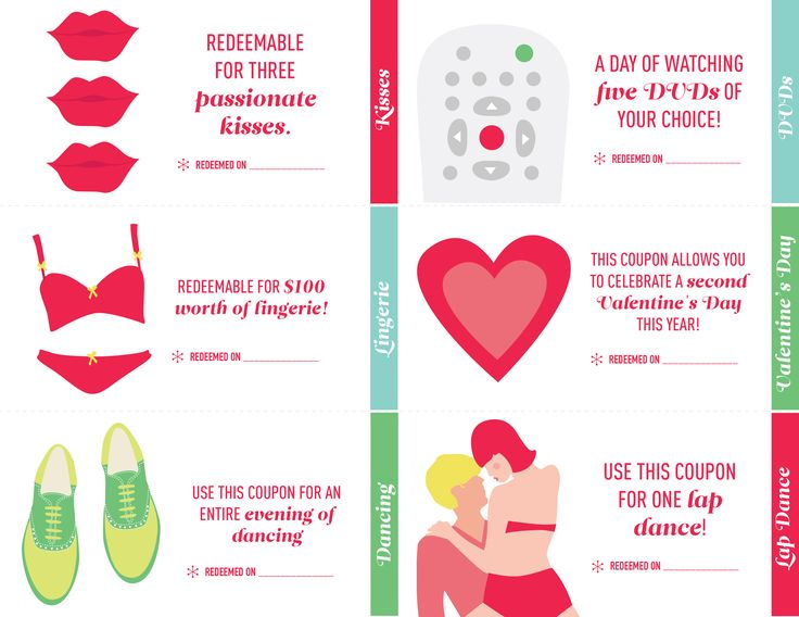 Best 25 love coupons ideas on pinterest all coupons e coupons printable love coupon ideas to make date night way less predictable pronofoot35fo Choice Image
