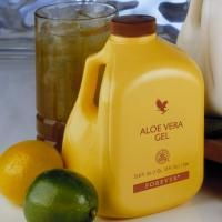 Aloe Vera Gel  - You will not find any other aloe vera juice that is even close to this one – 100% pure stabilized aloe vera gel! The first of its kind to be certified by the International Aloe Science Council. Beneficial for the digestive system and the immune system.