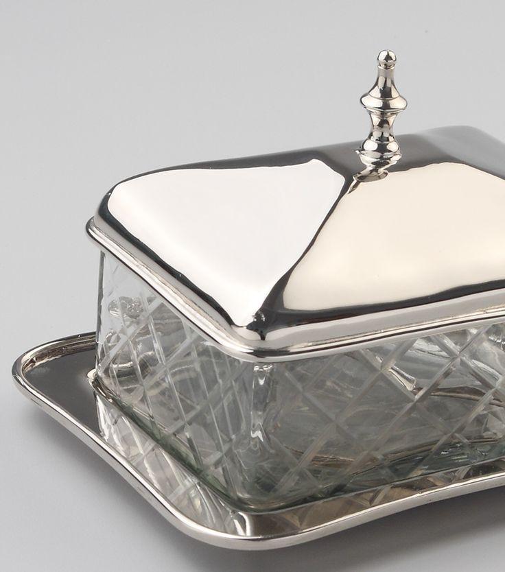 Clover Butter dish