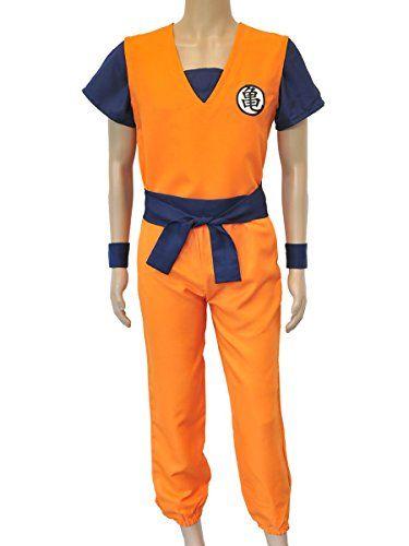 CoolChange disfrace dogi de entrenamiento de Son Goku de la serie Dragon Ball. Talla: S #camiseta #realidadaumentada #ideas #regalo