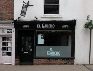 View of El Gaucho from outside