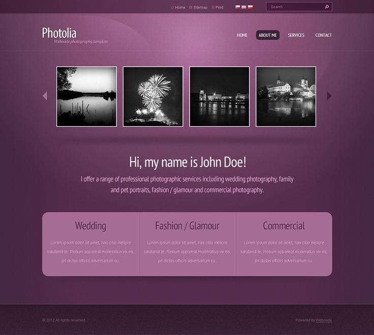 Purple Photolia