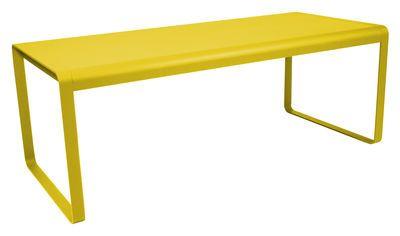 Tavolo Bellevie L 196 cm - 8 a 10 persone