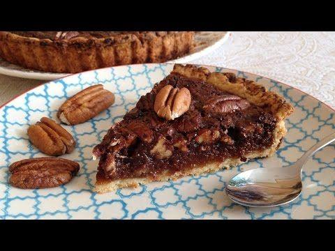 Muy Locos Por La Cocina: Chocolate Pecan Pie (Tarta Americana de Nueces Pecanas y Chocolate)