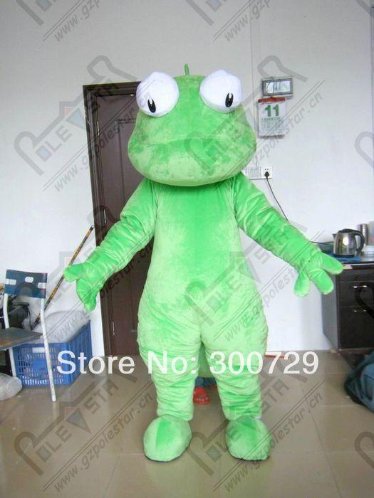 quality mascot MASCOT COSTUMES character custom green lizard mascot costumes hot sale green frog costumes lacertid mascot costum