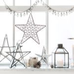 This festive season it's all about pared back Scandi chic with a hint of Christmas sparkle for interiors