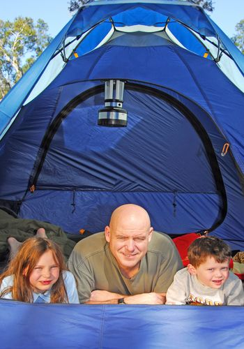 Want a fun and inexpensive adventure for you and your family? Look no farther than your own backyard! Backyard camping is easy, a ton of fun and a great way to create lasting memories.