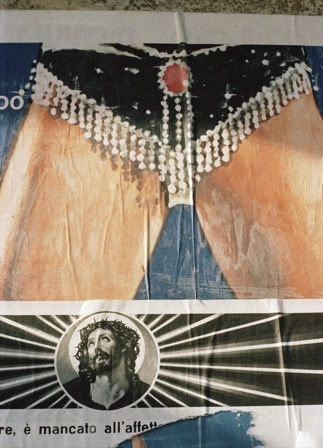 Luigi Ghirri - magic in a moment -amazing coincidences documented