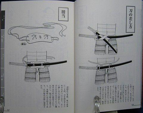 戦国武器甲冑事典中身01