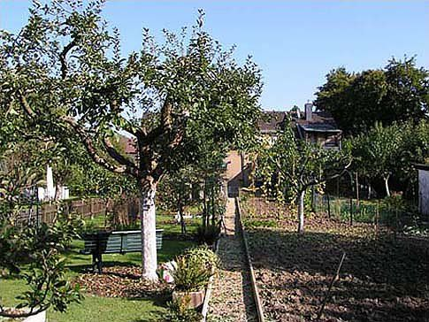 Bauerngarten, die Faszination alter Bauerngärten