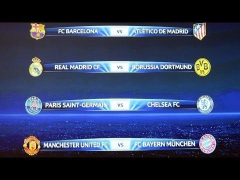 UEFA Champions League ~ Draw of the 1/4 Finals 2013-2014 – 21/03/2014. . http://www.champions-league.today/uefa-champions-league-draw-of-the-14-finals-2013-2014-21032014/.  #2014 UEFA Champions League #2014 UEFA Champions League 2014 #Champions League #uefa #UEFA Champions League #UEFA CHAMPIONS LEAGUE 2014
