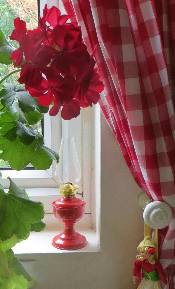 Fine Red And White Check Curtains Cottage Style Red And White Home Interior And Landscaping Ologienasavecom