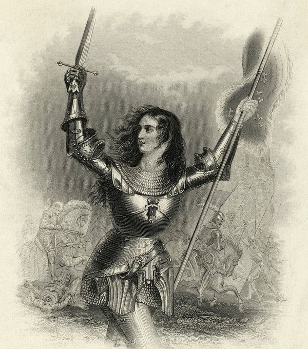'Joan of Arc: A History,' by Helen Castor - NYTimes.com