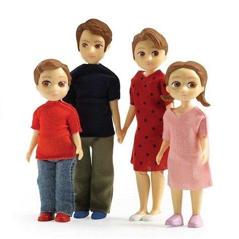 rodina Thomase a Marion | Dětské hračky pro holky i kluky | ookidoo.com
