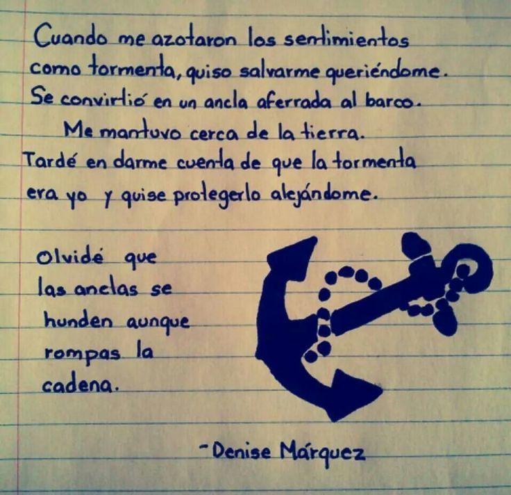 Denisse Marquez | #frasesycitas | Pinterest