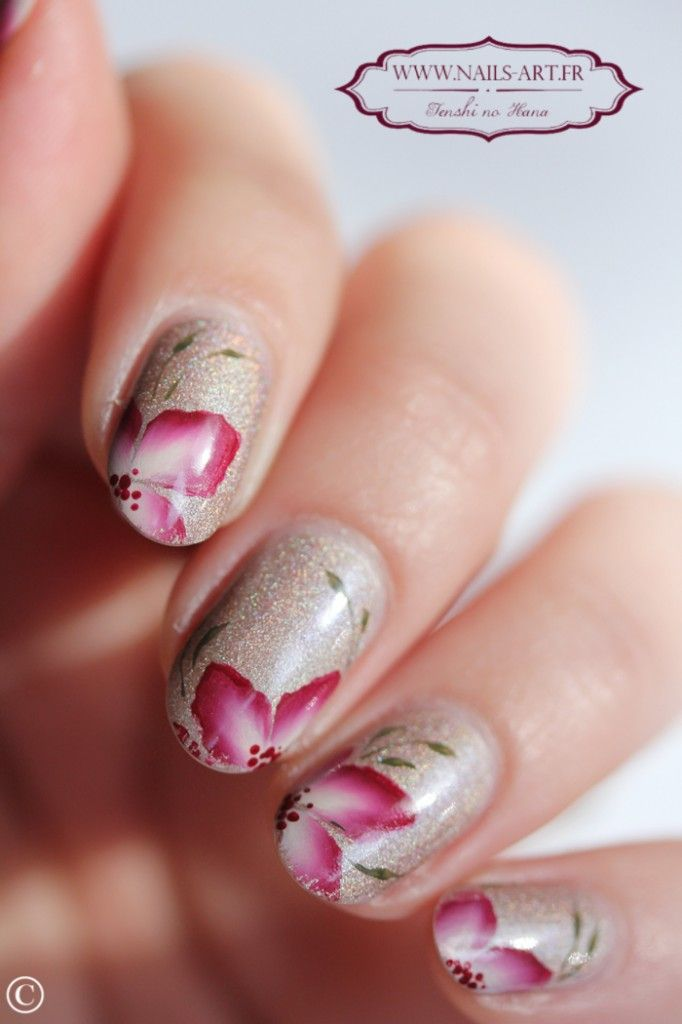 Nailsymo: 40 Best * One Stroke Painting Nail Art Design Ideas Images