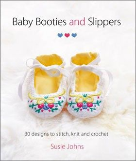 Baby+Booties+and+Slippers