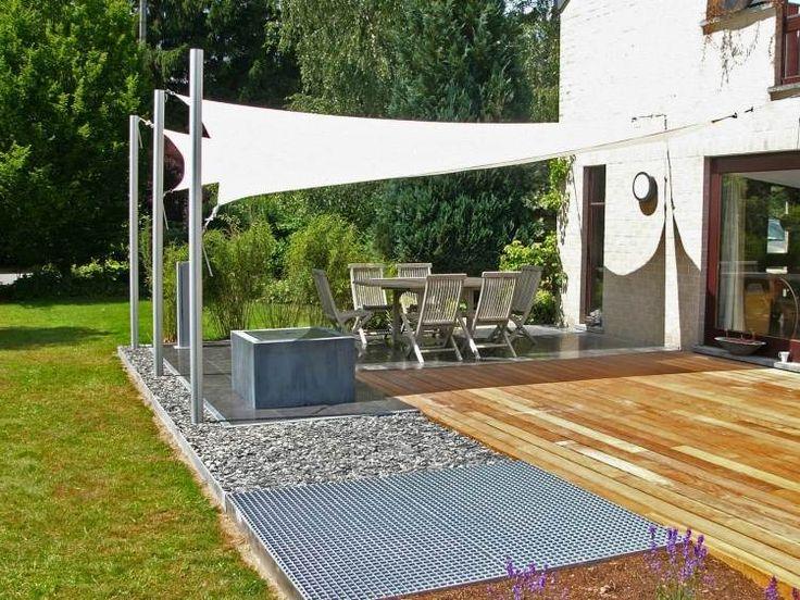 17 meilleures id es propos de terrasse gravier sur pinterest gravier gravier de jardin et - Terrasse jardin en gravier nimes ...