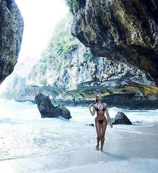 Lovely beach photo