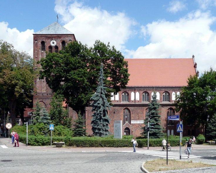 Kościół pw. św. Franciszka z Asyżu w Strzelcach Krajeńskich