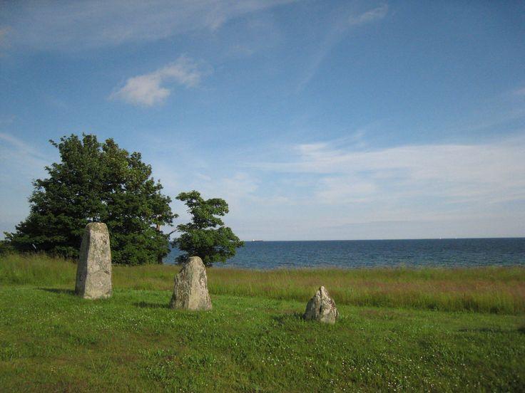 Gamla stenar i Svarte