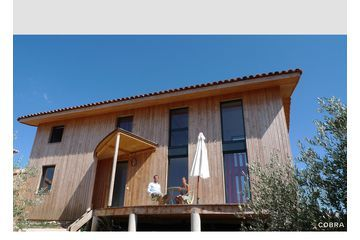 Réalisé par l'agence d'architecture Cobra Construction neuve - Maison Retrouvez la fiche de l'agence sur Archidvisor