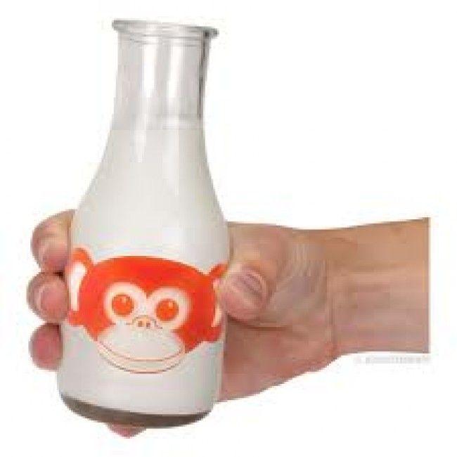 Crazy Monkey- Milk Bottle