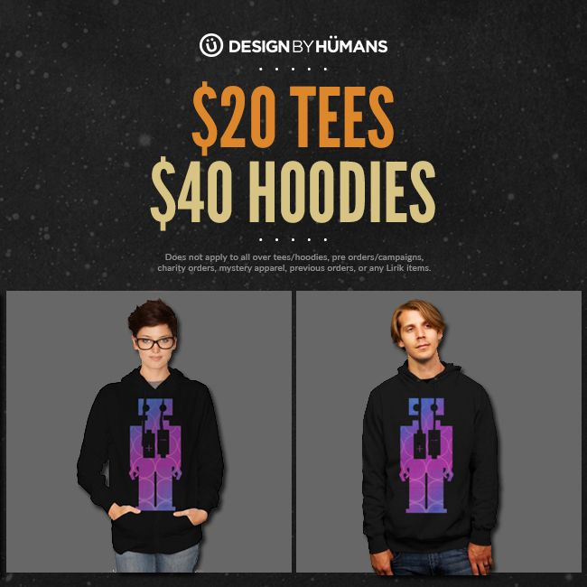 $40 Hoodies & $20 T-Shirts  in my Store!! Robot Hoody by Scar Design #discount #sales #save #hoodies #hoody #mensclothing #clothing #apparel #modern #tshirts #fashion #style #family #art #shopping #online #mensfashion #scardesign  #39 #womensfashion #desigbyhumans #purple #blue #giftsforhim #giftsforher #design #onlineshopping #robot