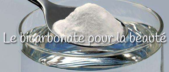 Bicarbonate et beauté : Le bicarbonate de sodium est très utile aussi pour la beauté. 10 recettes express et peu coûteuses à faire soi même.