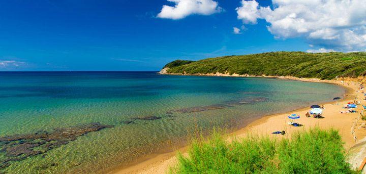 Toscane telt ontzettend veel stranden. Bekijk hier de 18 mooiste en meest kindvriendelijke stranden die een blauwe vlag mogen dragen.