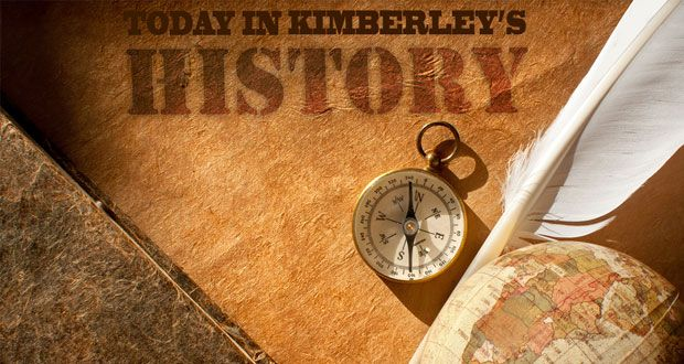 TODAY IN KIMBERLEY'S HISTORY 20 APRIL - http://www.kimberley.org.za/today-in-kimberleys-history-20-april/?utm_source=PN&utm_medium=Pinterest+History+KImberley.org.za&utm_campaign=NxtScrpt%2Bfrom%2BKimberley+City+Info - UPDATED: 20/04/2018 20 April 1886, Gladstone Hotel near the railway station opens.  DID YOU KNOW That the current De Beers suburb was first named Gladstone after the English Prime Minister of the time, William Ewart Gladstone, the name being in use as ea
