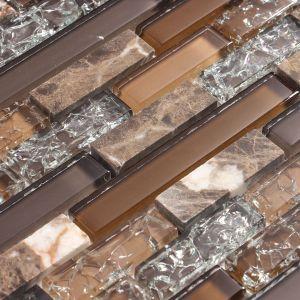 1000 Images About Glass Backsplash Tile On Pinterest