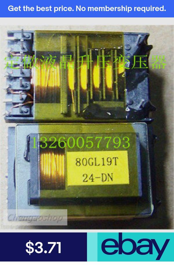 1PCS NEW Transformer 80GL19T-24-DN for LCD Monitor #Q1902 ZX