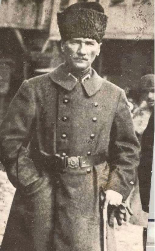 Mustafa Kemal...