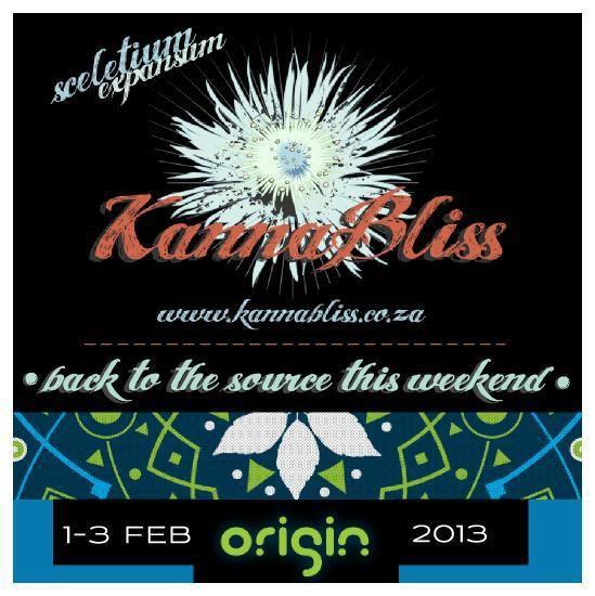 KANNABLISS – SCELETIUM at Origin!