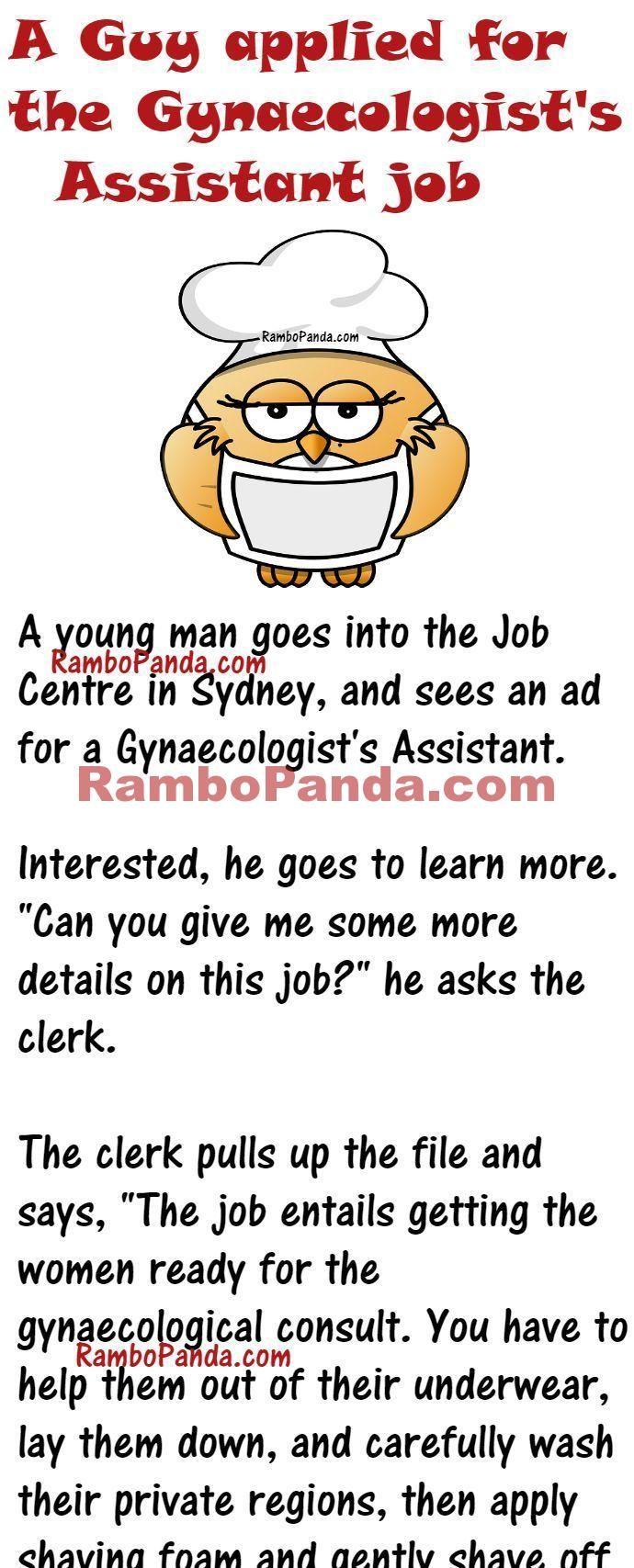 A Guy Was Looking For A Job Silly Jokes Mom Jokes Joke Stories