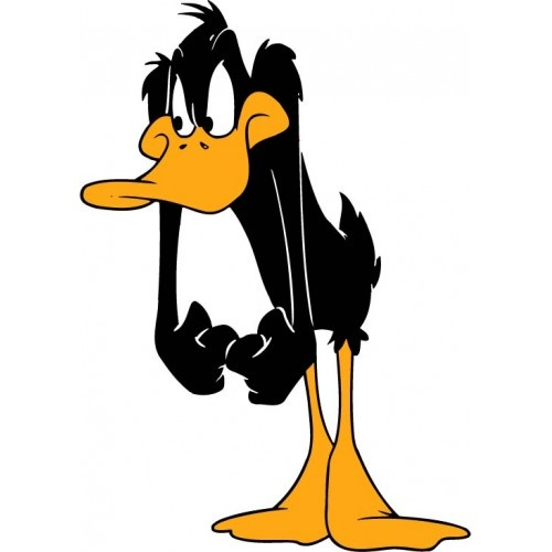 Daffy Duck.