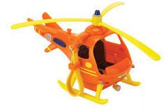 Fireman Sam Vehicle - Helicopter