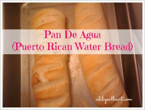 "One of my favorite breads to eat from back home (Puerto Rico) is Pan de Auga. Literally translated: ""water bread"". It's super easy to make as long as you stick to the exact measurements. When it comes to the Flour and kneading you want to use the same pre-measured flour to dust your surface (this …"