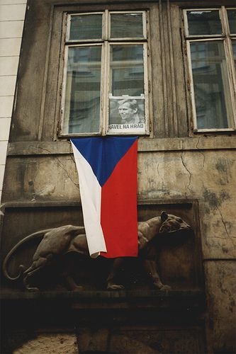 Prague of 1989 (by MrRojola)
