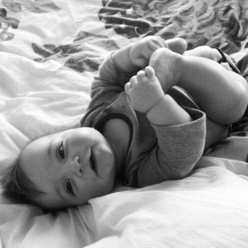 My beautiful boy!