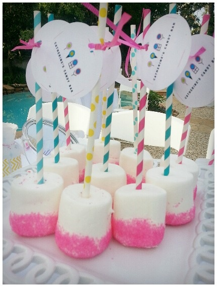 Spa Themed Birthday Party #Dylan'sCandyBar