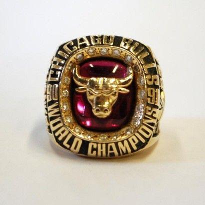 Fake Bulls Championship Ring