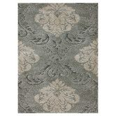 Found it at Wayfair - Encore Smoke/Beige Area Rug
