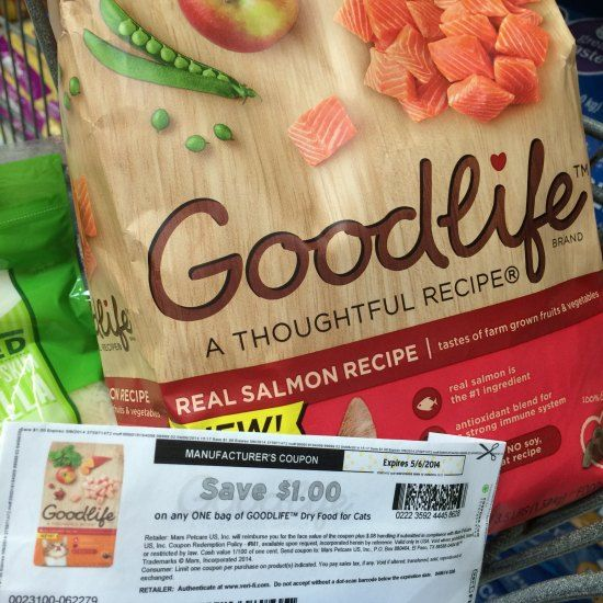 Dry Cat Food Brands Goodlife cat food coupons #catfood #aboutcat - Know more about cats at Catsincare.com!
