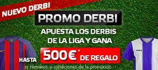 el forero jrvm y todos los bonos de deportes: suertia promocion derbis liga española Barcelona v...