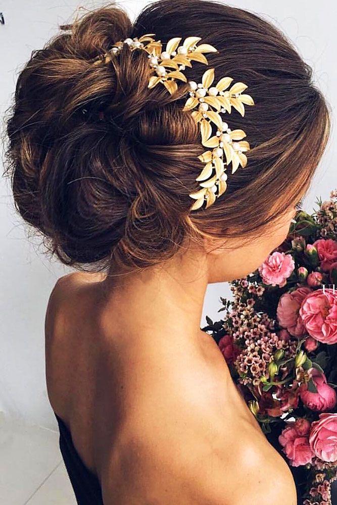 wedding bun ideas