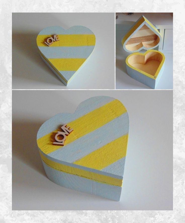 Heart box - love