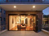 Bifold doors, Aluminium
